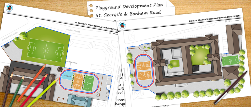 Playground Development Plans