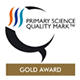 Primary Science Quality Mark Gold Award