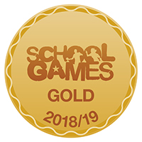 School Games Gold Mark