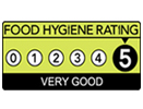 Food hygiene rating - Very Good